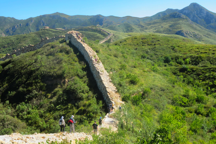 Yanqing Great Wall and High Tower Challenge, 2018/09/08 photo #12