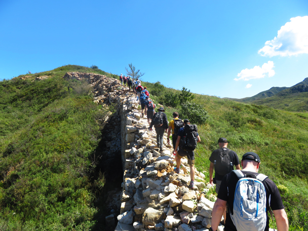 Yanqing Great Wall and High Tower Challenge, 2018/09/08 photo #18