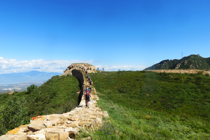 Yanqing Great Wall and High Tower Challenge, 2018/09/08 photo #19