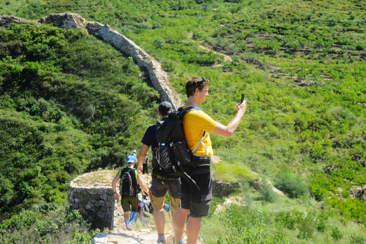 Yanqing Great Wall and High Tower Challenge, 2018/09/08 photo #21