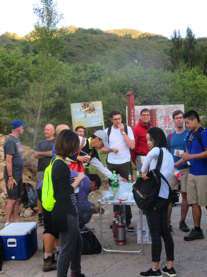 Yanqing Great Wall and High Tower Challenge, 2018/09/08 photo #33