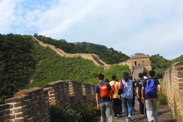 Great Wall Huanghuacheng to the Walled Village, 2018/09/15 photo #10