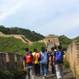 Great Wall Huanghuacheng to the Walled Village, 2018/09
