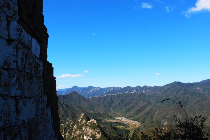 Jiankou to Mutianyu Great Wall, 2018/09/24 photo #5