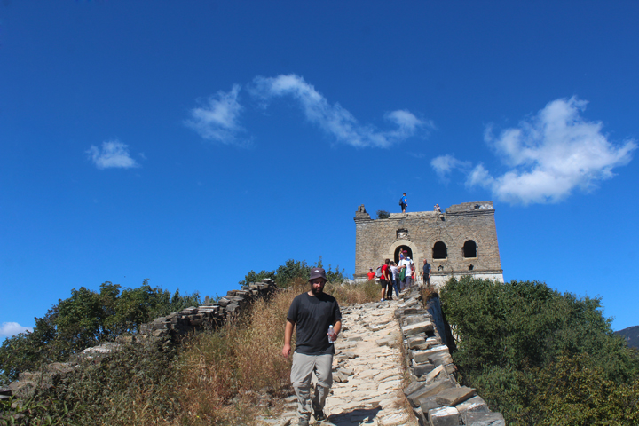 Jiankou to Mutianyu Great Wall, 2018/09/24 photo #7