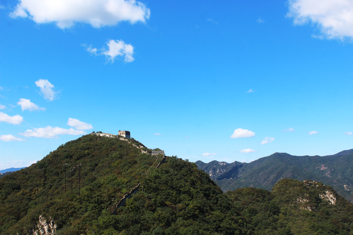 Jiankou to Mutianyu Great Wall, 2018/09/24 photo #9