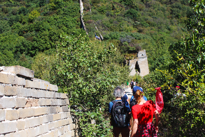 Jiankou to Mutianyu Great Wall, 2018/09/24 photo #11