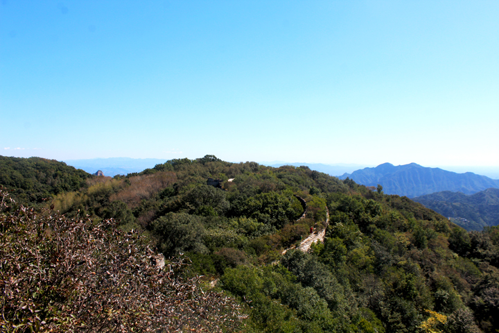 Jiankou to Mutianyu Great Wall, 2018/09/24 photo #12