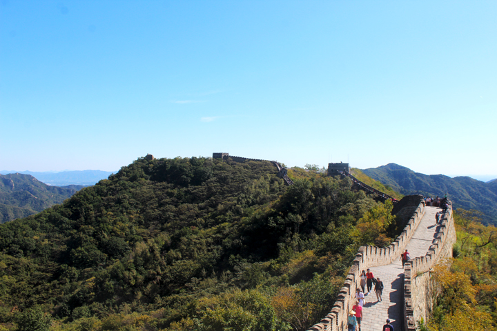 Jiankou to Mutianyu Great Wall, 2018/09/24 photo #15