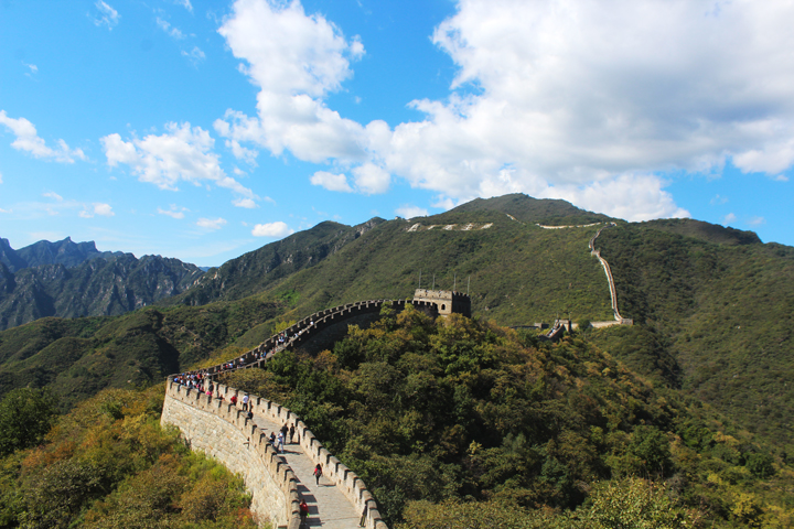 Jiankou to Mutianyu Great Wall, 2018/09/24 photo #16
