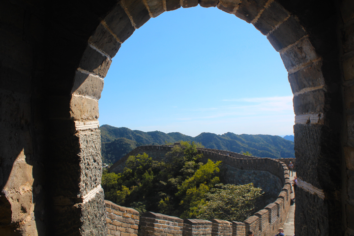 Jiankou to Mutianyu Great Wall, 2018/09/24 photo #17
