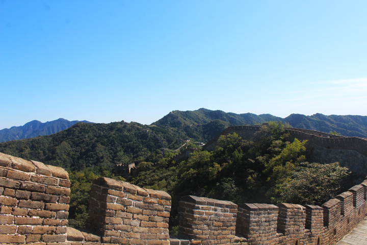 Jiankou to Mutianyu Great Wall, 2018/09/24 photo #18