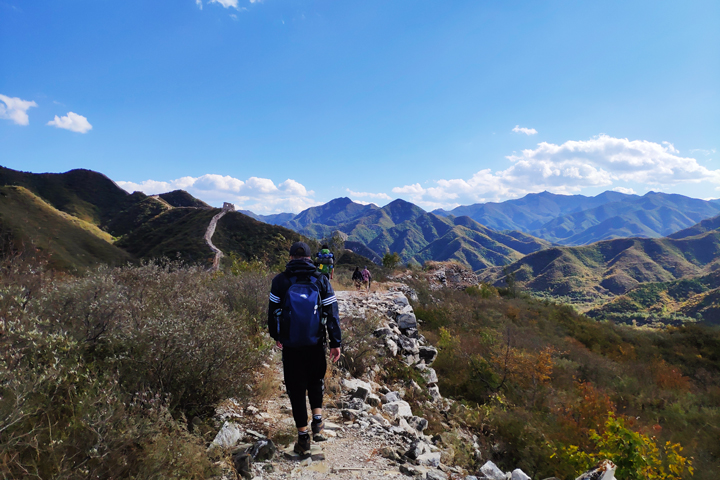 Camping Stone Valley Great Wall, 2018/09/29 photo #13