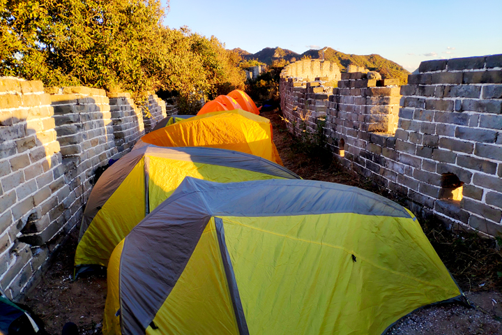Camping Stone Valley Great Wall, 2018/09/29 photo #14