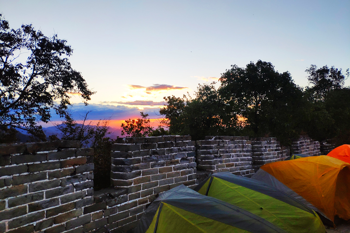 Camping Stone Valley Great Wall, 2018/09/29 photo #21