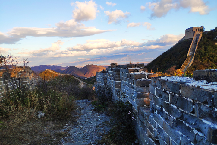 Camping Stone Valley Great Wall, 2018/09/29 photo #23