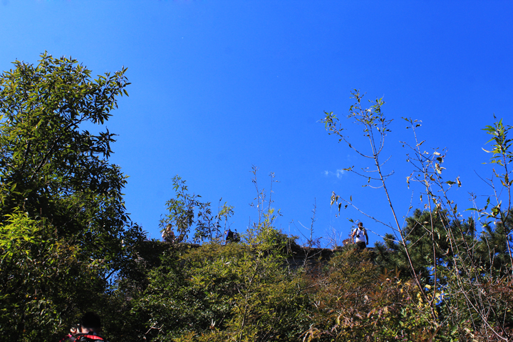 -Huanghuacheng Great Wall to the Walled Village, 2018/10/01 photo #21