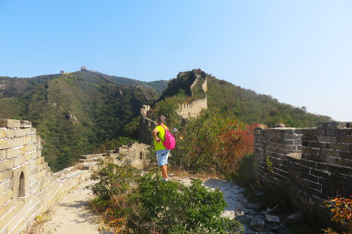 Great Wall Spur, 2018/10/04 photo #3