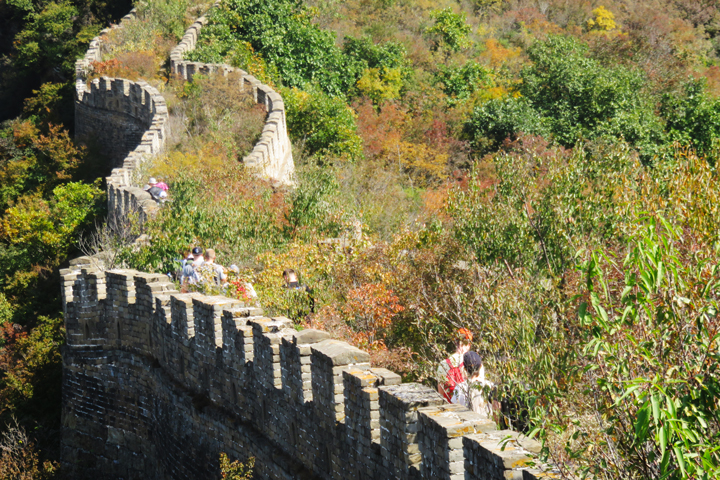 Great Wall Spur, 2018/10/04 photo #8