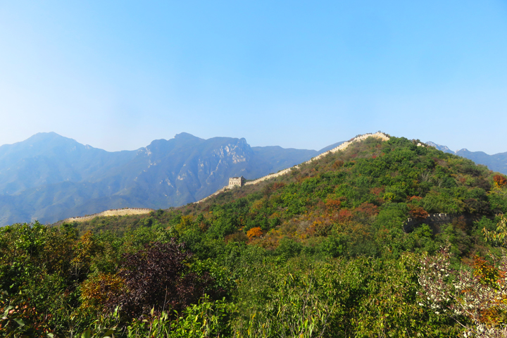 Great Wall Spur, 2018/10/04 photo #16