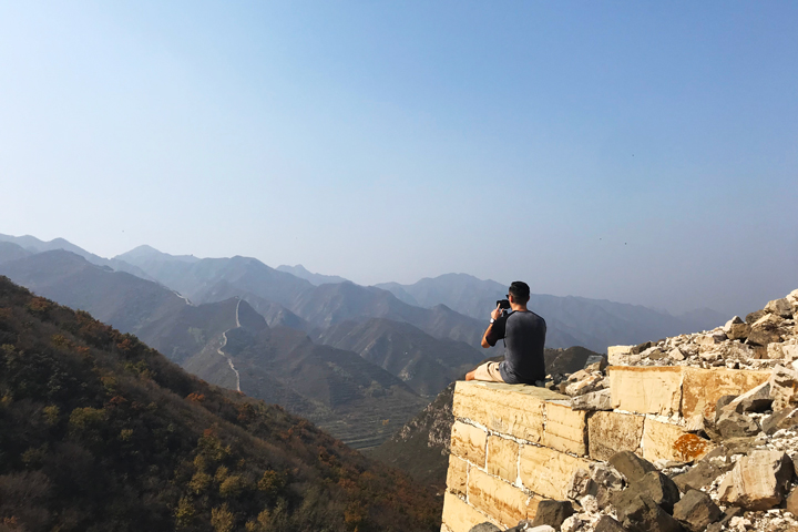 Zhenbiancheng Great Wall Loop, 2018/10/05 photo #2