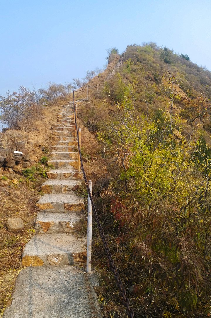 Private hike!  Gubeikou Great Wall, 2018/10/14 photo #4