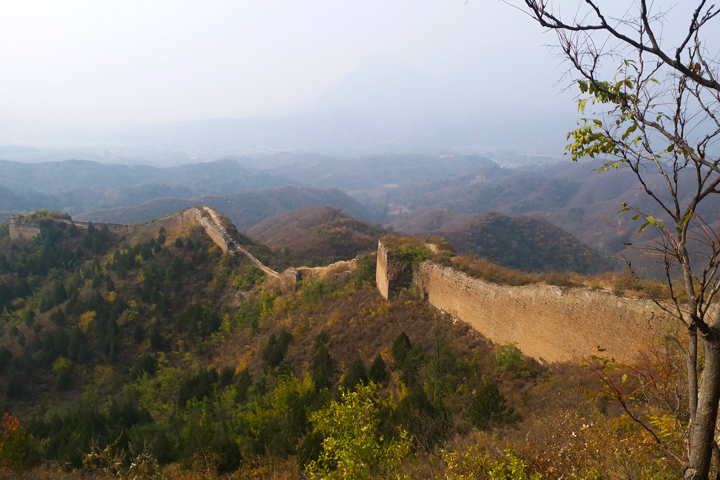 Private hike!  Gubeikou Great Wall, 2018/10/14 photo #8