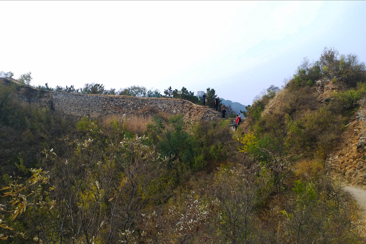 Private hike!  Gubeikou Great Wall, 2018/10/14 photo #12