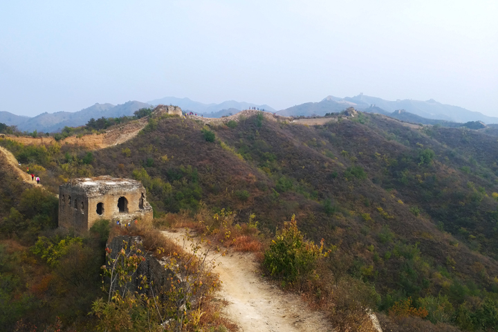 Private hike!  Gubeikou Great Wall, 2018/10/14 photo #13