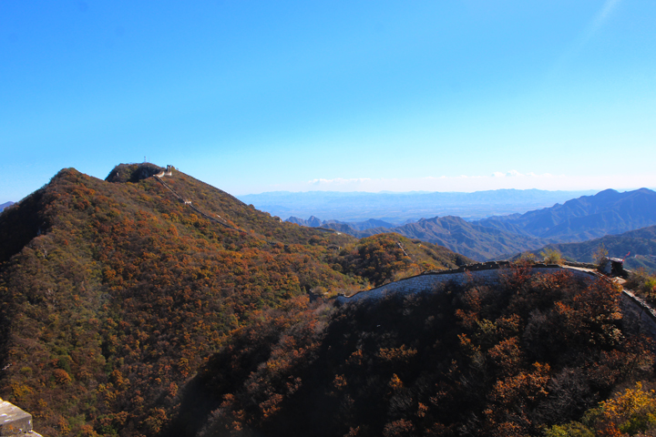 Jiankou to Mutianyu Great Wall, 2018/10/17 photo #11