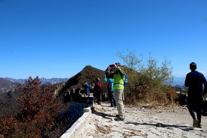 Jiankou to Mutianyu Great Wall, 2018/10/17 photo #12