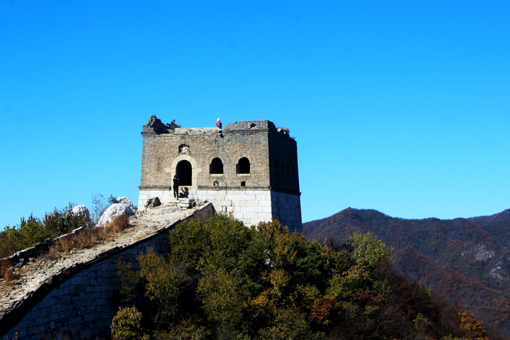 Jiankou to Mutianyu Great Wall, 2018/10/17 photo #14