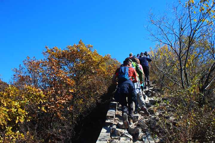 Jiankou to Mutianyu Great Wall, 2018/10/17 photo #16