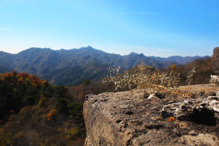Walled Village to Huanghuacheng Great Wall, 2018/10/18 photo #5