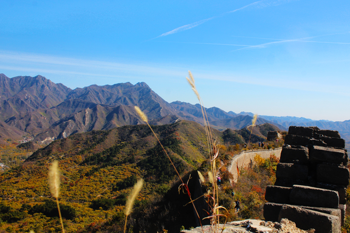 Walled Village to Huanghuacheng Great Wall, 2018/10/18 photo #6