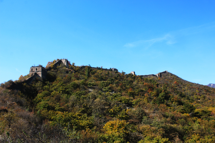 Walled Village to Huanghuacheng Great Wall, 2018/10/18 photo #12