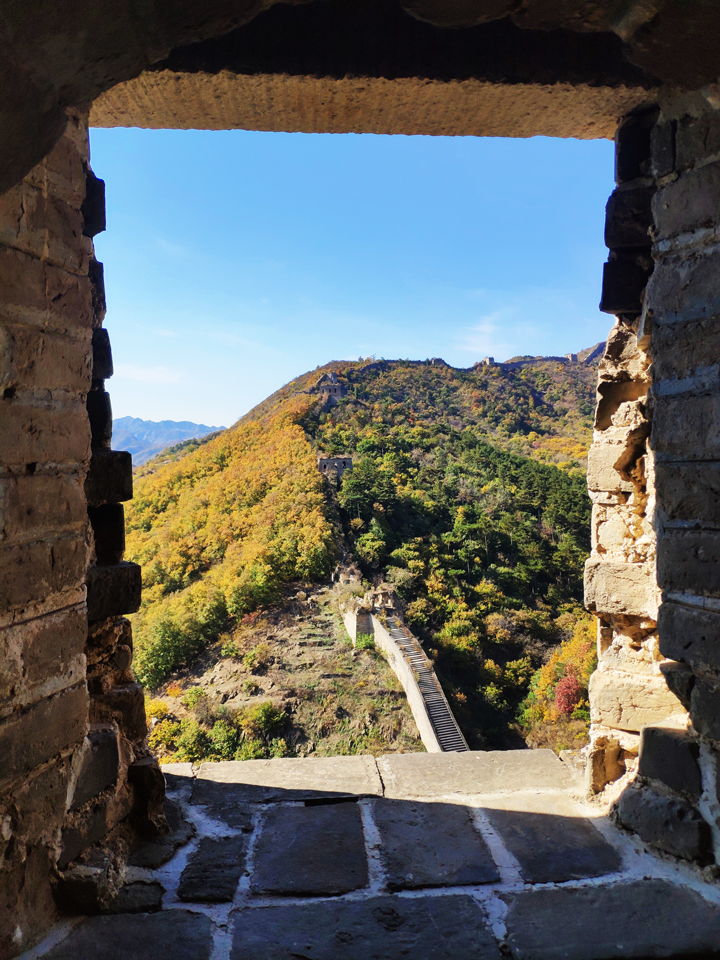 Walled Village to Huanghuacheng Great Wall, 2018/10/18 photo #15