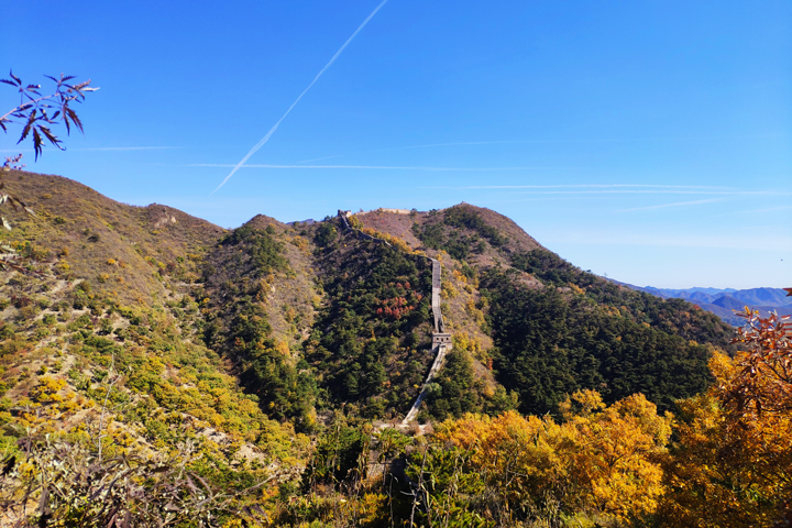 Walled Village to Huanghuacheng Great Wall, 2018/10/18 photo #17
