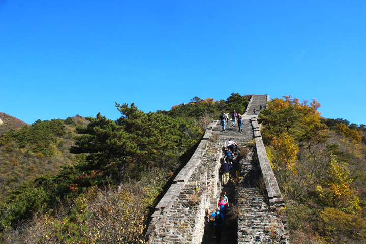Walled Village to Huanghuacheng Great Wall, 2018/10/18 photo #20