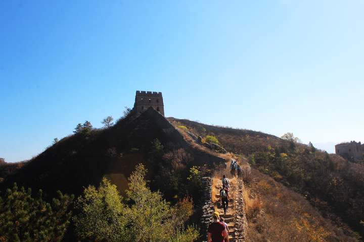 Gubeikou to Jinshanling Great Wall East, 2018/10/24 photo #23