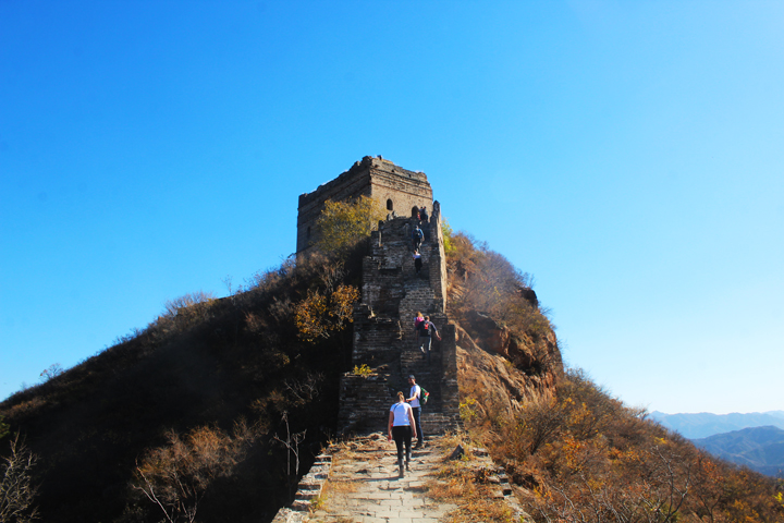 Gubeikou to Jinshanling Great Wall East, 2018/10/24 photo #39