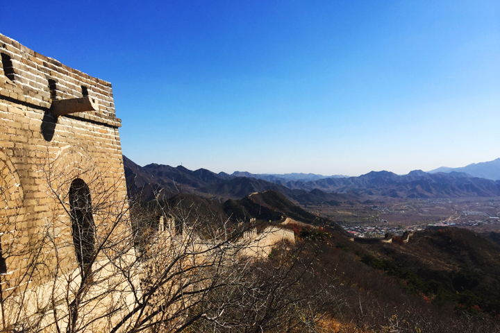 Walled Village to Huanghuacheng Great Wall, 2018/10/27 photo #5