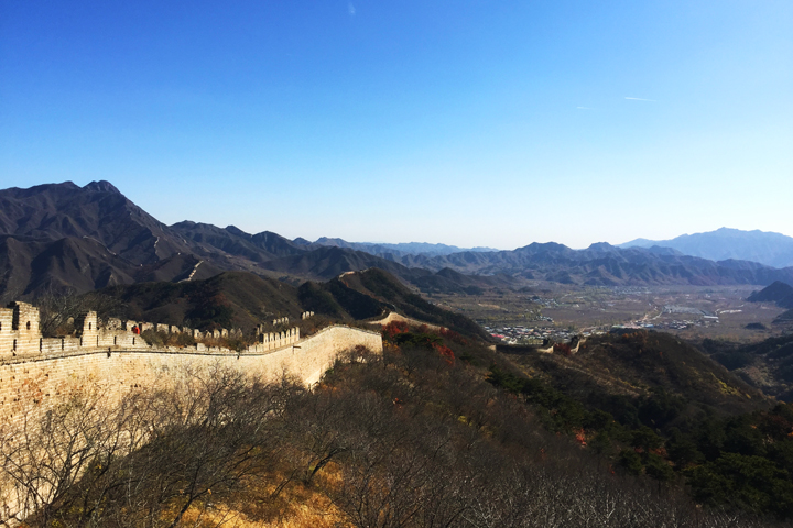 Walled Village to Huanghuacheng Great Wall, 2018/10/27 photo #7