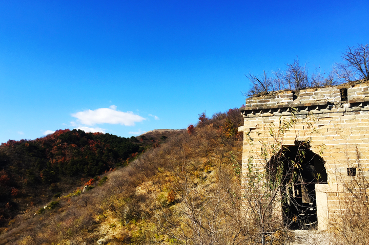 Walled Village to Huanghuacheng Great Wall, 2018/10/27 photo #9