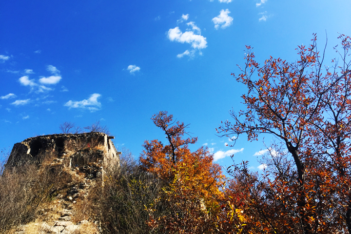 Walled Village to Huanghuacheng Great Wall, 2018/10/27 photo #11