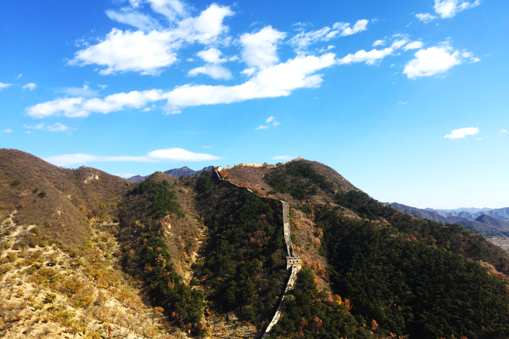 Walled Village to Huanghuacheng Great Wall, 2018/10/27 photo #12