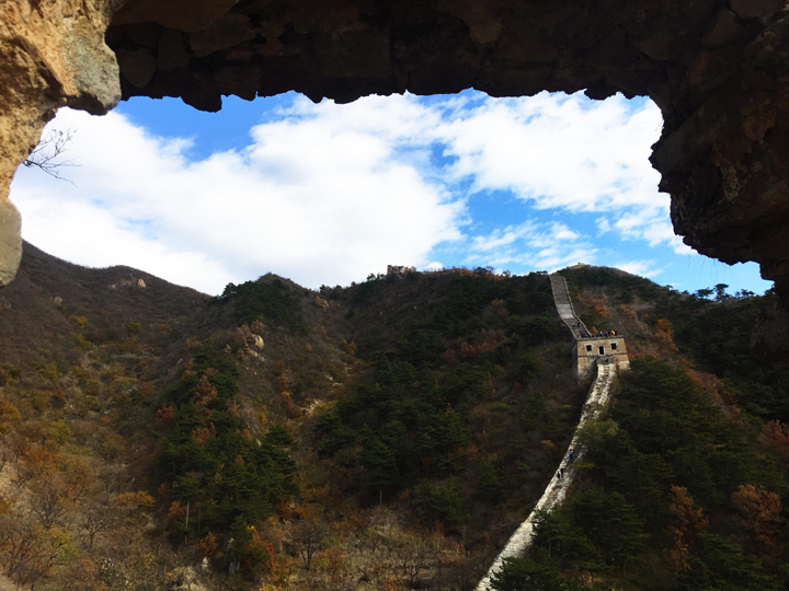 Walled Village to Huanghuacheng Great Wall, 2018/10/27 photo #14