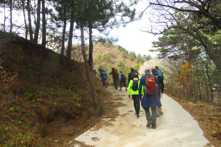 Jiankou to Mutianyu Great Wall, 2018/10/28 photo #2
