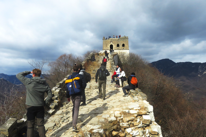 Jiankou to Mutianyu Great Wall, 2018/10/28 photo #5