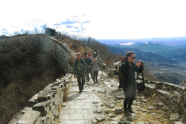 Jiankou to Mutianyu Great Wall, 2018/10/28 photo #7